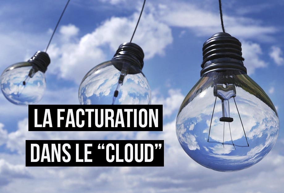 facturation dans le cloud